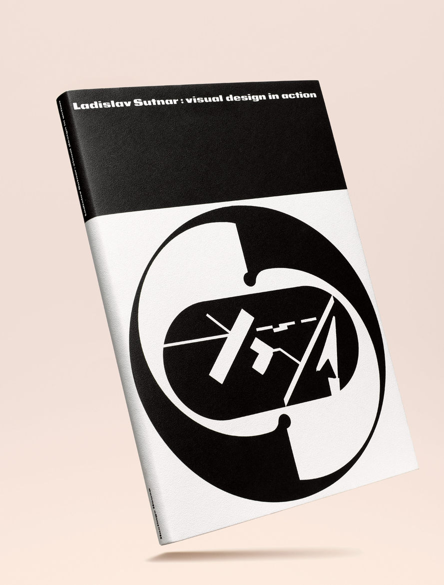 Czech designer ladislav sutnar book visual design in action