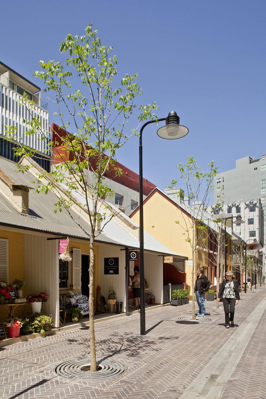 Kensington Street public space reuse Sydney Australia