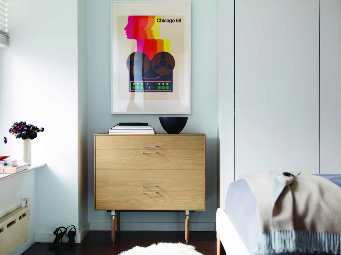 Ven storage collection by Chris Hardy and Jens Risom for Design Within Reach