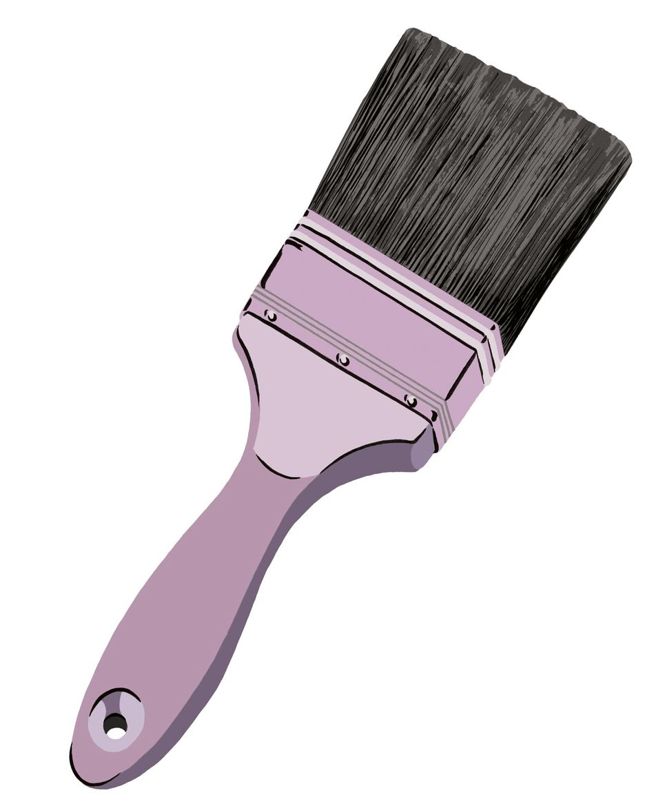 Paint brush illustration