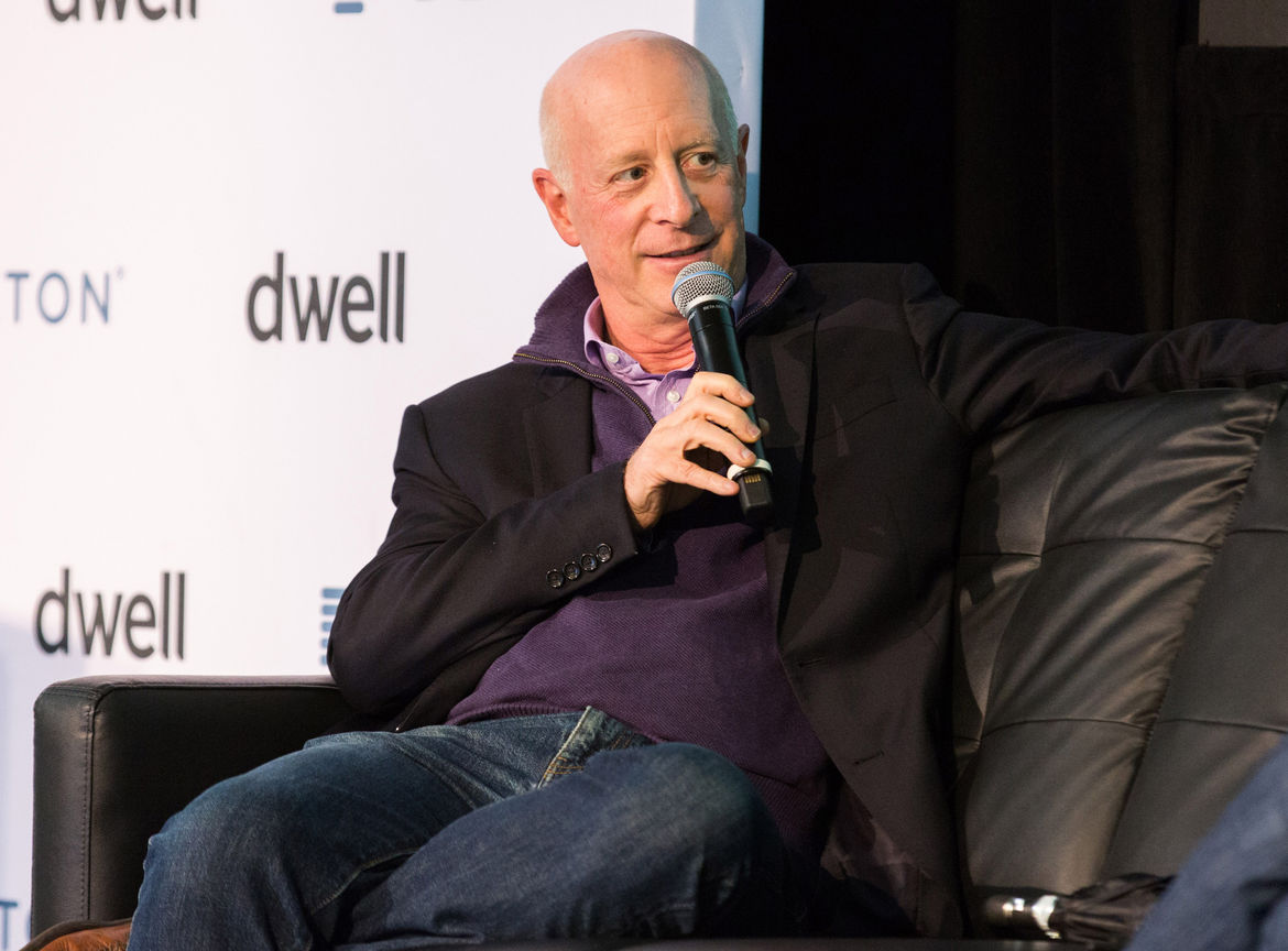 Paul Goldberger at Dwell on Design New York 2015.