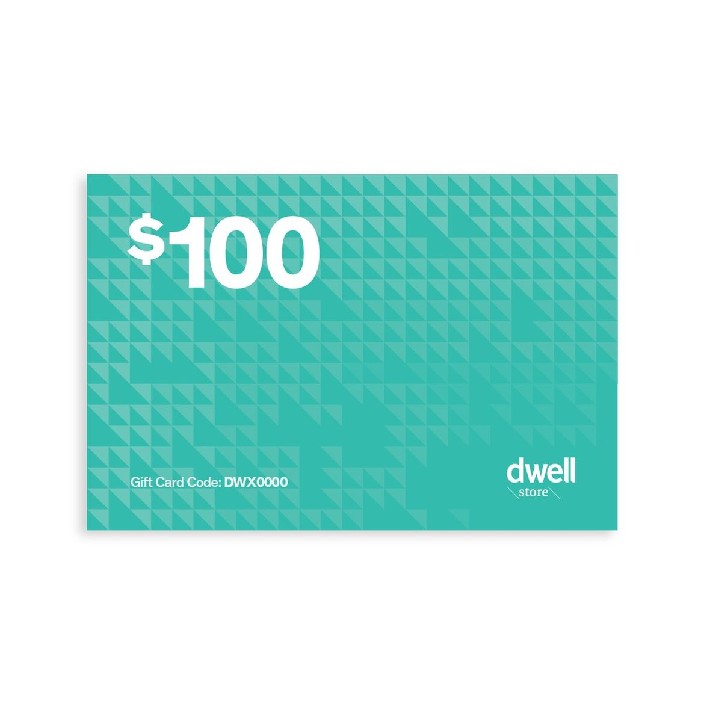 Dwell Store digital gift card