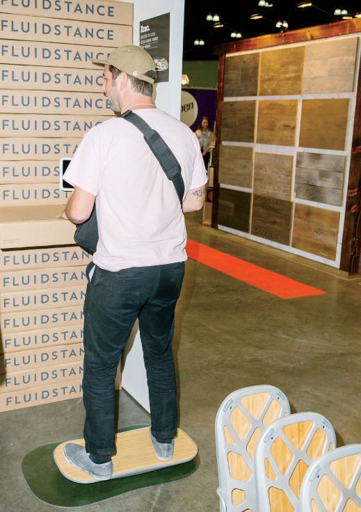 The Level platform from FluidStance
