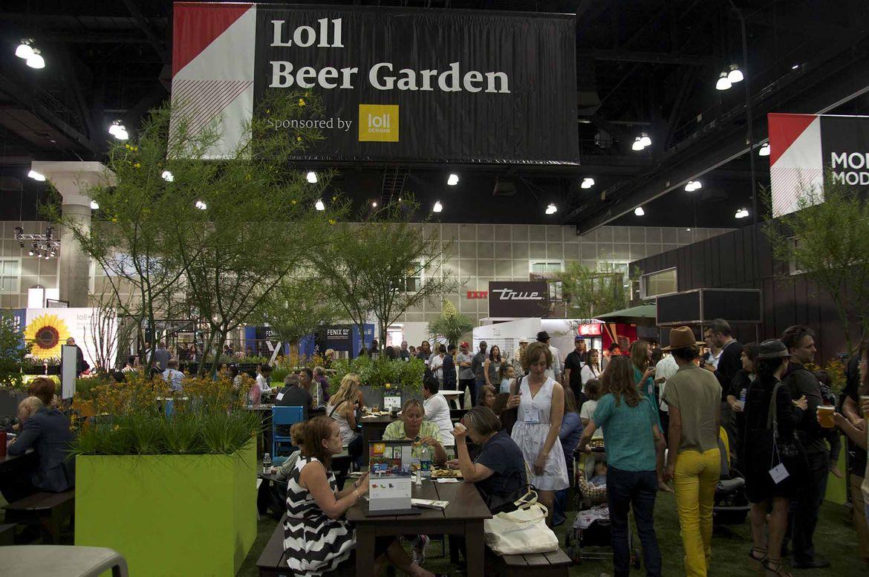 Loll Beer Garden