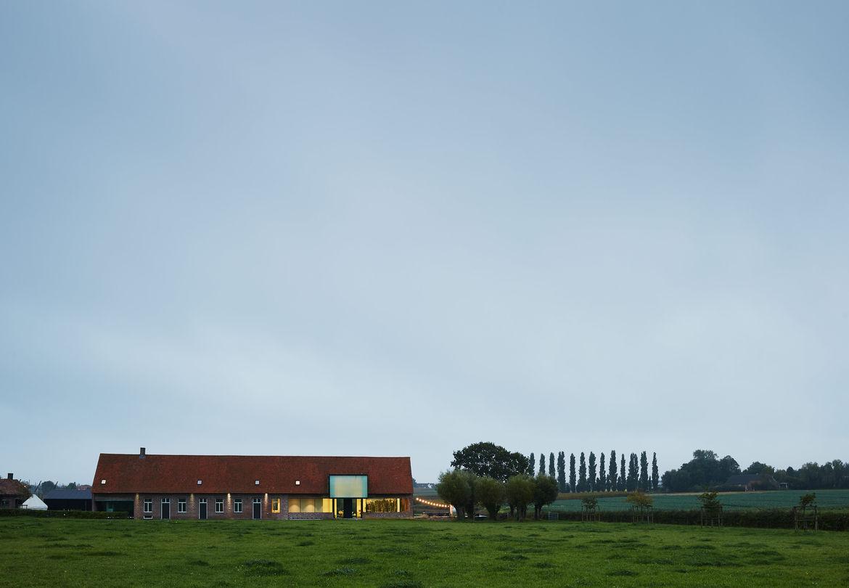 Dirk Wynants residence in Belgium