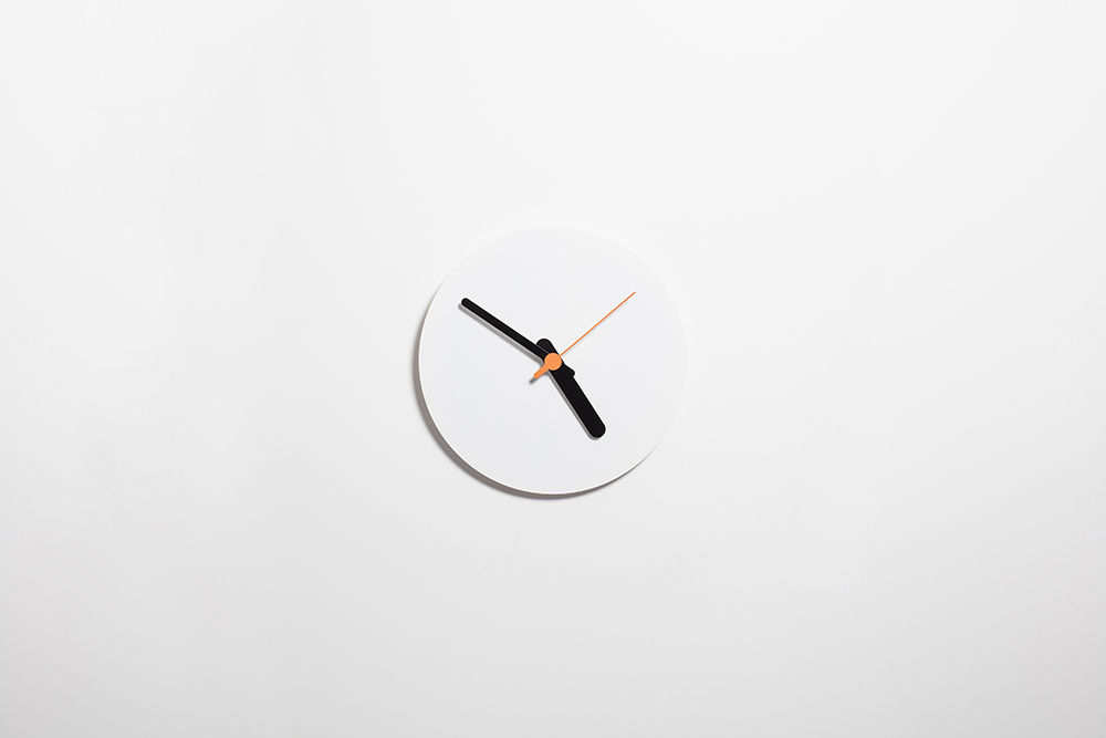EQ3 Assembly Clock by Normal Goods