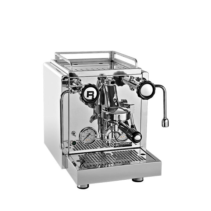Q&A with Modern design leaders like Ben Watson of Herman Miller who recommends the rocket espresso machine R58 V2 as hi appliance