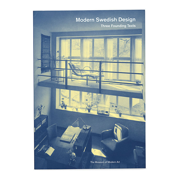 q&A with Modern design leaders like Frederik Carlström of Austere who recommends the book Modern Swedish Design by Moma