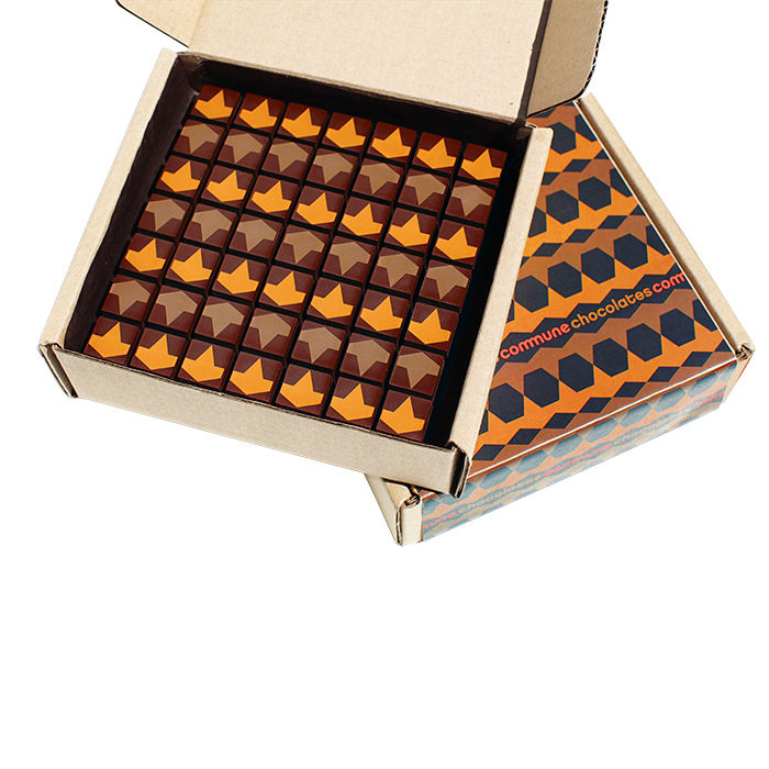 Q&A with Modern design leaders like Roman Alonso of Commune who recommends commune chocolates by valerie confections for host gift
