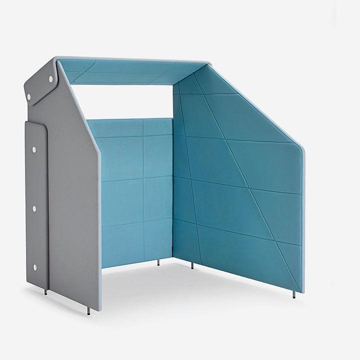 modern furniture design workplace office offecct focus divider