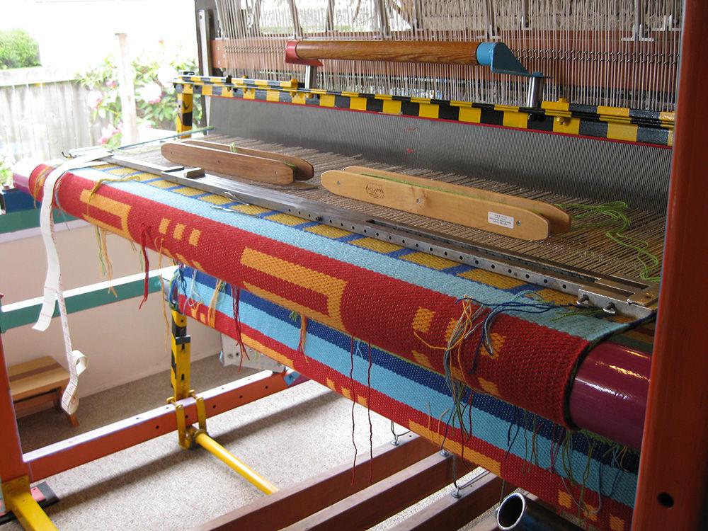 Nancy Kennedy custom loom