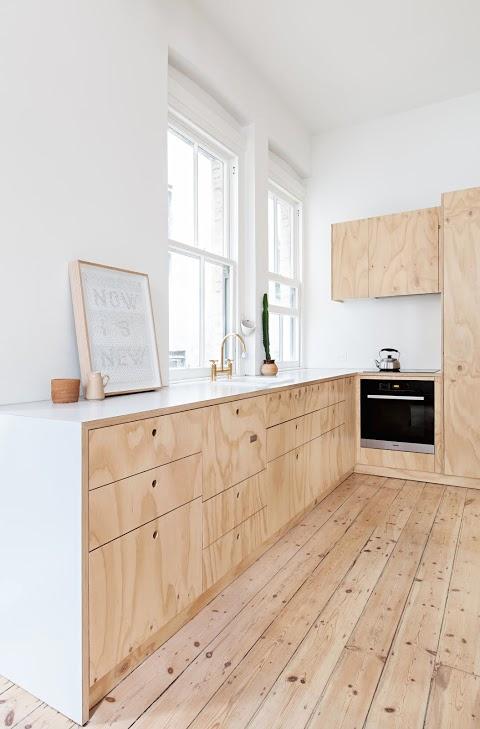 Melbourne Apartment Kitchen
