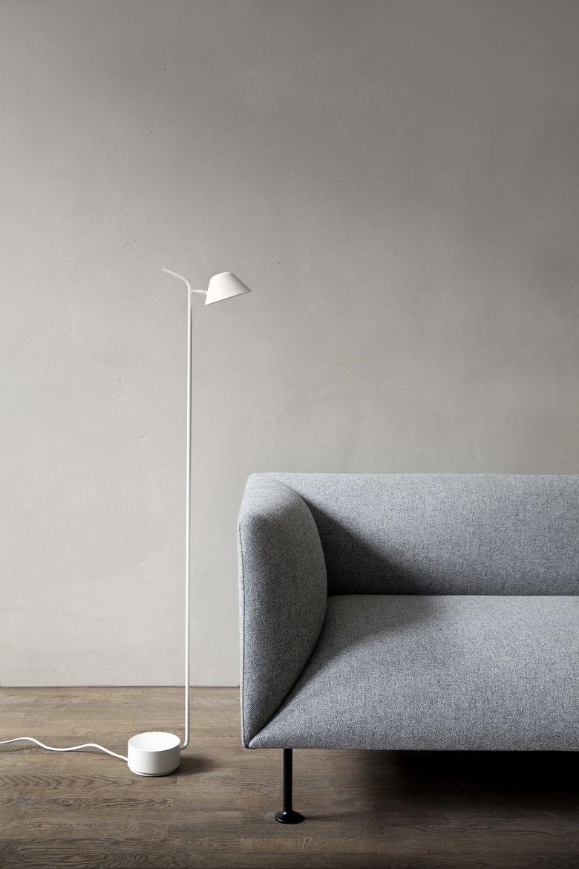 Peek floor lamp by Jonas Wagell for Menu