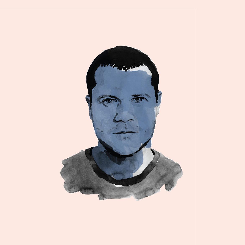 Michael Bricker portrait