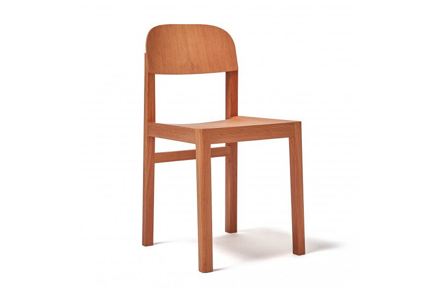 Sølvgade Chair by Cecilie Manz