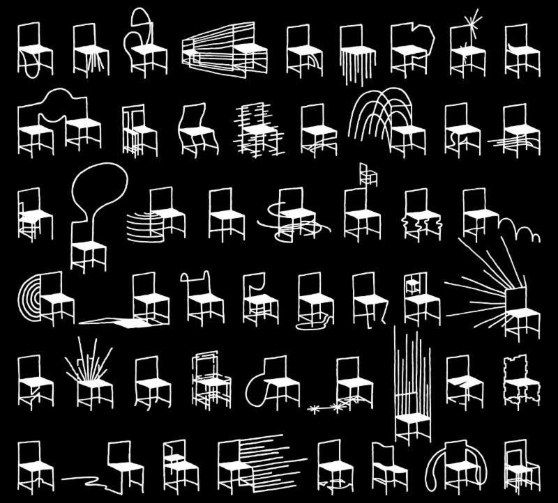 50 Manga Chairs by Friedman Benda and need