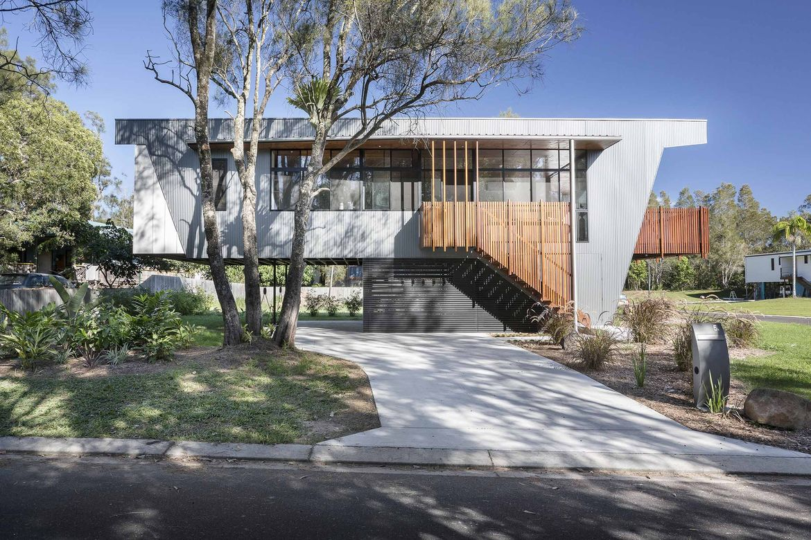 Northern Rivers Beach House exterior