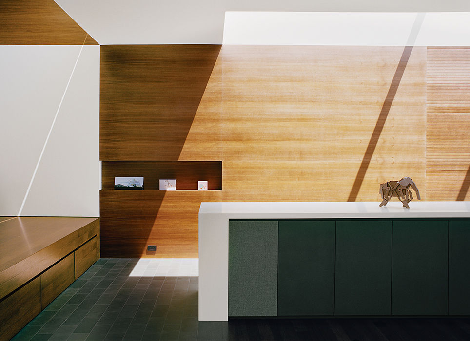 San Francisco residence with clever storage solutions