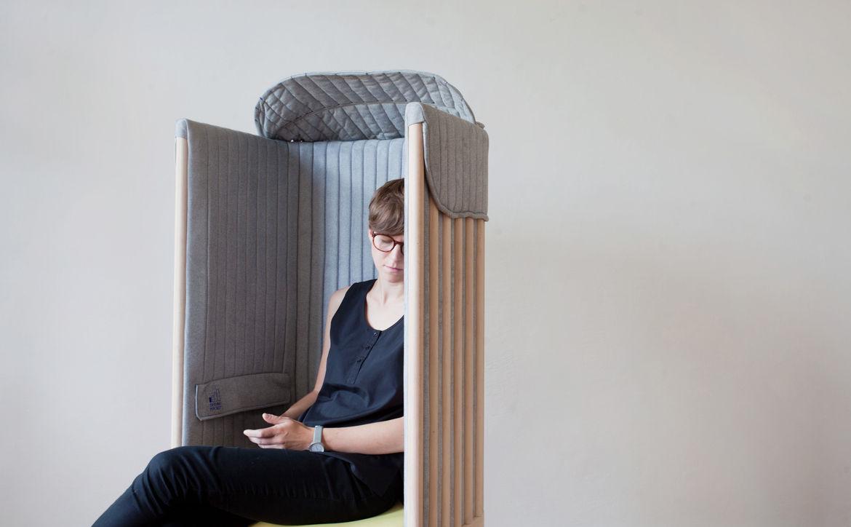 Agata Nowak Offline Chair by Agata Nowak