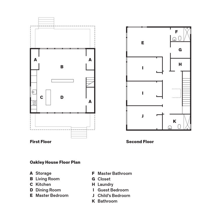 Affordable Portland home floor plans