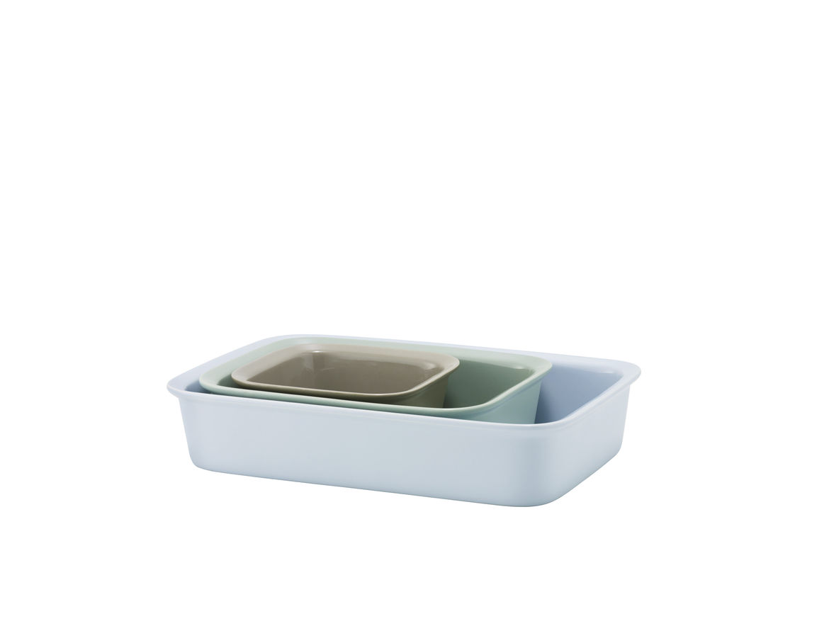 Cook & Serve Ovenproof Dishes by Jens Fager for Rig-Tig by Stelton