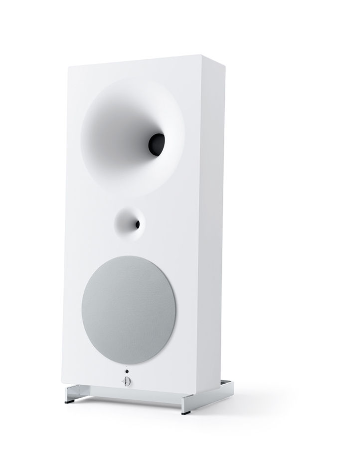 The Zero 1 digital speaker system by Avantgarde Acoustic