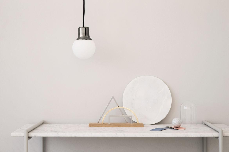 Objects designed by Kristina Krogh