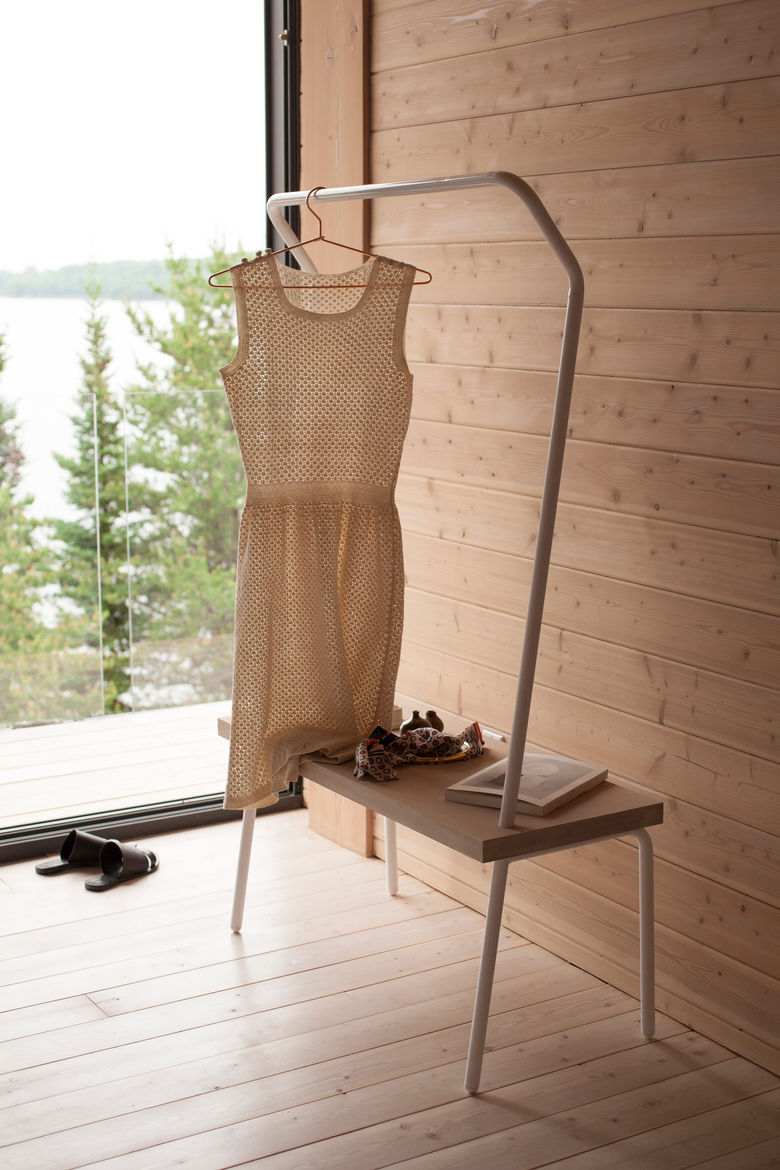The Bench Rack by Thom Fougere Studio