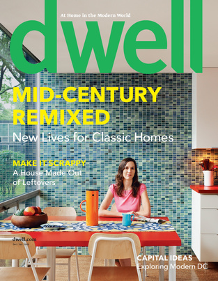 dwell cover 2009 december january mid century remixed