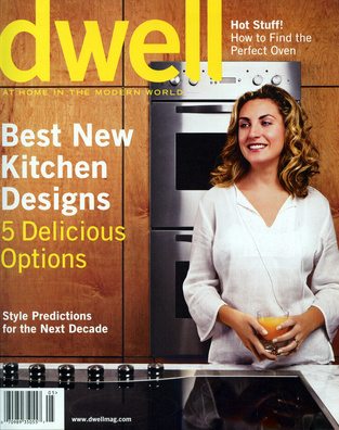 dwell cover 2004 april may best new kitchen ideas