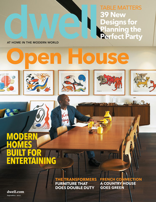 Dwell Magazine September 2012