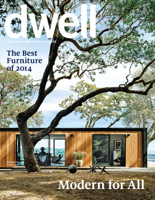 dwell cover june 2014