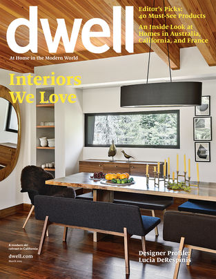 dwell march 2015 cover