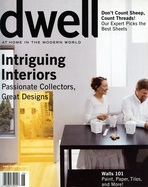 dwell cover 2004 june intriguing interiors