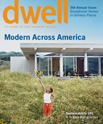 dwell cover 2004 october november modern across america