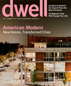 dwell cover 2006 october american modern