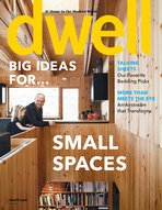 Dwell May, 2010 cover