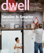Dwell May 2007 cover