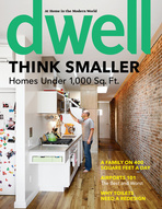 dwell cover 2009 June think smaller