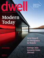Dwell Magazine May 2014 Issue Cover