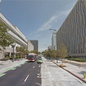 Google Street View LA Square