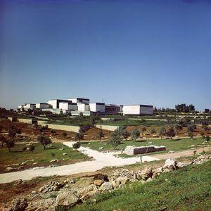 isreal museum landscape jerusalem 1965