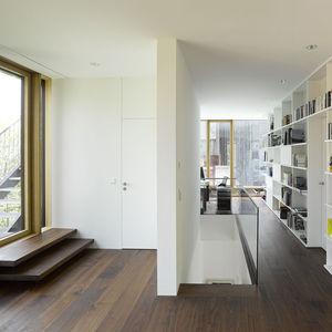 Behnisch Architekten renovation hallway