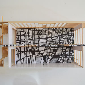 steven lombardi handmade mod matters model elevation