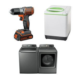 Modern tools and appliances
