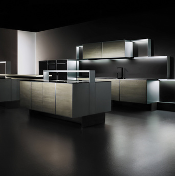 Poggenpohl Porsche Design Kitchen P7340
