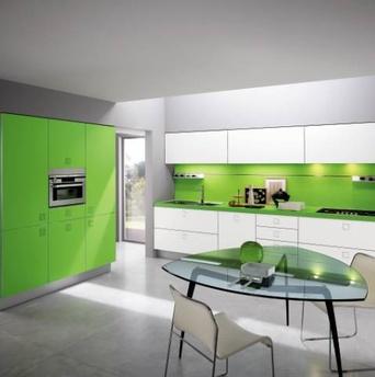 Ernestomeda Silverbox series kitchen.