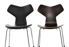Grand Prix chair by Arne Jacobsen for Fritz Hansen