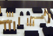 Brass objects at ICFF 2012