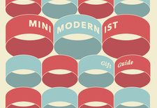 gifts for children mini modernist graphic